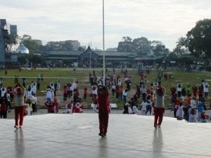 Lapangan Kantin