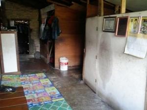 Keadaan ruangan di dalam rumah.Gambar: Milik Sendiri