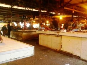 Daging di Los Dagiang Pasa Bawah.