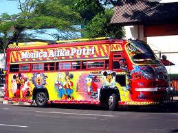 """Padang ialah satu-satunya kota di Sumatera Barat yang memiliki """"bus kota"""" sebagai angkutan umum."""