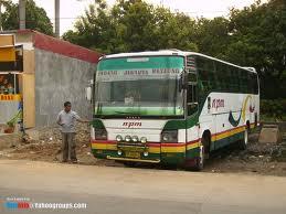 NPM ialah perusahann bus yang lain. Berdua dengan ANS mengangkut penumpang dari Bukittinggi menuju Padang.