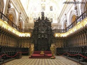 Masjid Katedral Cordoba, Spanyol. Dahulu Masjid Terbesar dan Terindah, Sekarang Gereja Katholik Ilustrasi Gambar: Internet