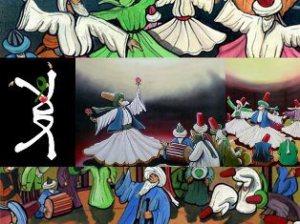 Sufi, Musik, & Tarian