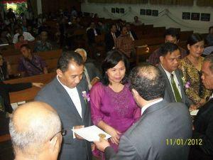 Dari kiri: Yanwardi, Yanthie, Afolo, dan Mei.