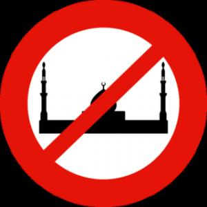Anti Islam Gambar: Internet