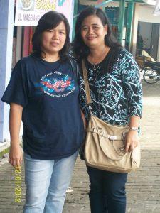 Yanthie (Isteri Yanwardi) & Mei (Isteri Afolo)